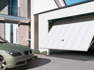Up-and-over garage door BERRY N80 - HÖRMANN ITALIA
