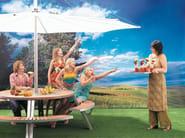 Garden umbrella INUMBRA - Extremis