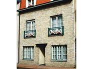 Decorative brick collection Granulit 50 Yellow