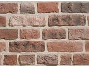 Decorative brick collection Granulit 50 Red