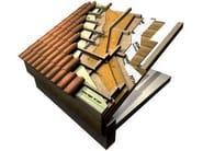 Glass wool Thermal insulation panel E60 S G3 - Saint-Gobain PPC Italia S.p.a. – Attività ISOVER