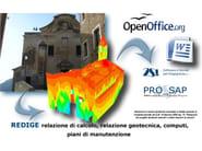 CAD-integrated structural calculation software PRO_SAP PROfessional SAP - 2S.I. software e servizi per l'ingegneria