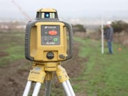 Optical and laser level TOPCON RL-H4C - Topcon Positioning Italy