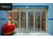 Steel french door MOGS 65® | Patio door - Mogs srl unipersonale