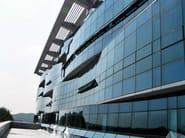 Continuous facade system FACCIATE VETROARMATO® - Mogs srl unipersonale