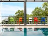 Ergonomic stackable chair SAI - SCAB DESIGN