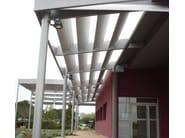 Solar shading WICSOLAIRE - WICONA