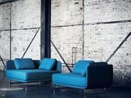 Sectional sofa SETUP - SOFTLINE