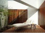 Upholstered day bed SIESTA | Day bed - Andreu World