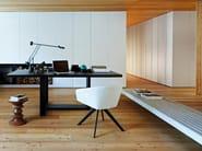 Rectangular solid wood table TAO - Andreu World