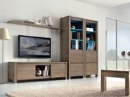 TV wall system VOGUE - Domus Arte