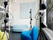 Steel floor lamp TRÉPIED - ROSET ITALIA