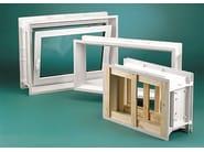 Monoblock window LUCY - GRIDIRON GRIGLIATI