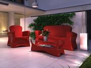 Series Brujo - Glossy Finish - Red Ferrari - Photo outdoors