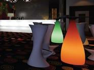 Polyethylene table base APOLO ALTO | Table base - Lamalva