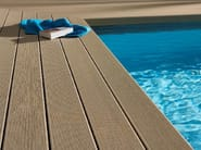 Wood panel for facade / decking TWINSON | Decking - Twinson by Deceuninck