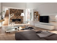 Sectional TV wall system NEO | TV wall system - Hülsta-Werke Hüls