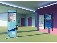 Modular aluminium display system INUNO | Sign - STUDIO T