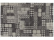 Patchwork wool rug PATCH - Kasthall