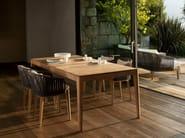 Rectangular dining table MOOD | Table - TRIBÙ