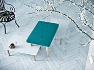 Rectangular coffee table A SONG FOR YOU - Saba Italia