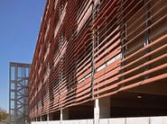 Ventilated facade MOEDING LONGOTON® - KALIKOS INTERNATIONAL