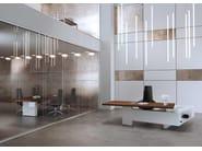 Wooden executive desk MAST   Executive desk - MASCAGNI