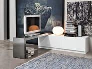 Lacquered MDF TV cabinet 360 - Ronda Design
