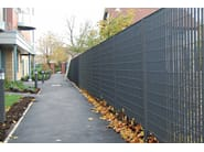 Electrically welded mesh Fence BOXER - GRIDIRON GRIGLIATI