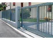 Sliding gate Sliding gate - GRIDIRON GRIGLIATI