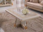 Art Nouveau low coffee table LIBERTY | Coffee table - Arredoclassic
