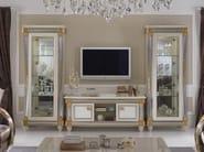 Art Nouveau modular TV cabinet LIBERTY | TV cabinet - Arredoclassic