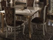 Classic style high-back upholstered chair RAFFAELLO   Chair - Arredoclassic