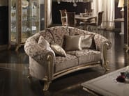 Classic style 2 seater sofa RAFFAELLO | 2 seater sofa - Arredoclassic