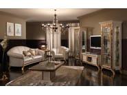 Classic style upholstered armchair RAFFAELLO | Armchair - Arredoclassic