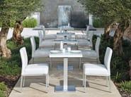 Fabric garden chair LINER | Garden chair - MANUTTI