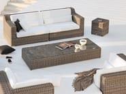 Sectional garden sofa SAN DIEGO   Garden sofa - MANUTTI