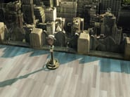 DPL flooring with wood effect BERRYALLOC - LOFT - Woodco