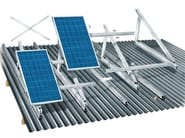 Support for photovoltaic system ZEBRA SOLAR - Würth