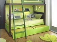 Wooden bunk bed S012 | Bunk bed - dearkids