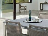 Rectangular garden table LUGANO | Rectangular garden table - MANUTTI