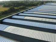 Sandwich panel insulating and supporting ELYCOP® - BRIANZA PLASTICA