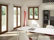 PVC triple glazed window PLATINIUM EVOLUTION - OKNOPLAST GROUP