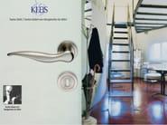Aluminium door handle FEDRA 2005 - KLEIS