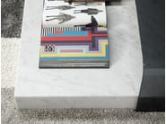 Low rectangular coffee table RIBBON - Bonaldo