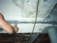 Carbon fibre FRP rebar MBAR LEONARDO HTG - BASF Construction Chemicals Italia
