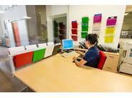 Desk tray organizer / magazine file INUNO | Desk tray organizer - STUDIO T