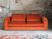 Sofa with removable cover LAND | Sofa - Bonaldo