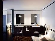 3 hole countertop washbasin tap SAVOIR | Washbasin tap - ZUCCHETTI