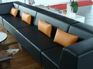 Rectangular fabric sofa cushion U-SIT | Rectangular cushion - Johanson Design